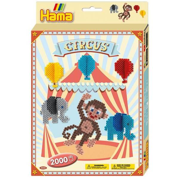 Bilde av Midi, gaveeske sirkus, Hama