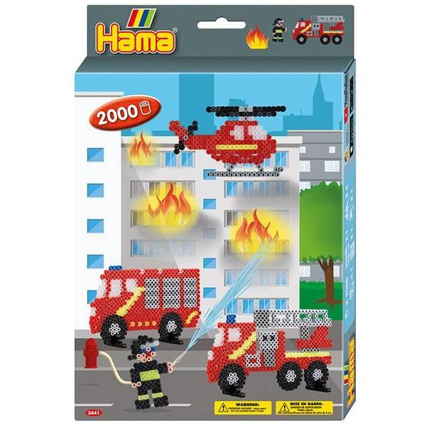 Bilde av Midi, gaveeske brannmenn,