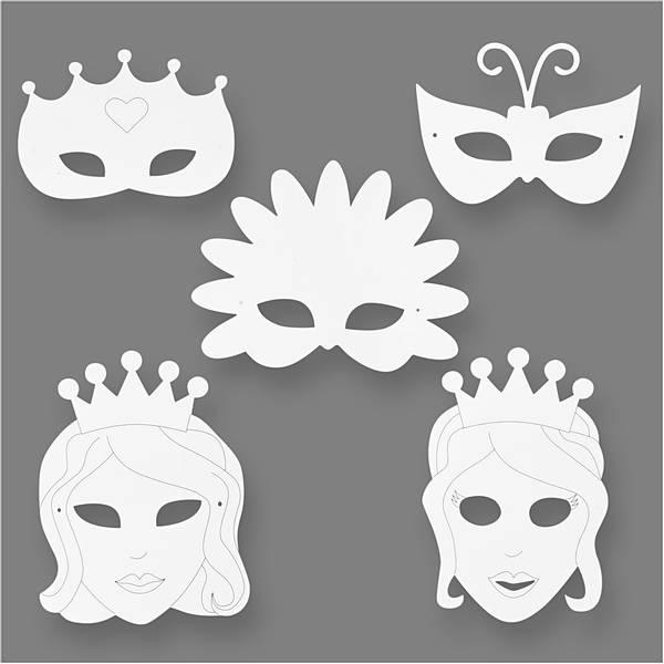 Bilde av Eventyrmasker