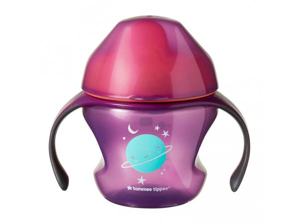 Bilde av First cup, rosa, Tommee