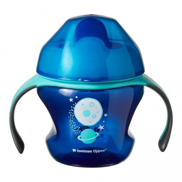 Bilde av First cup, blå, Tommee tippee
