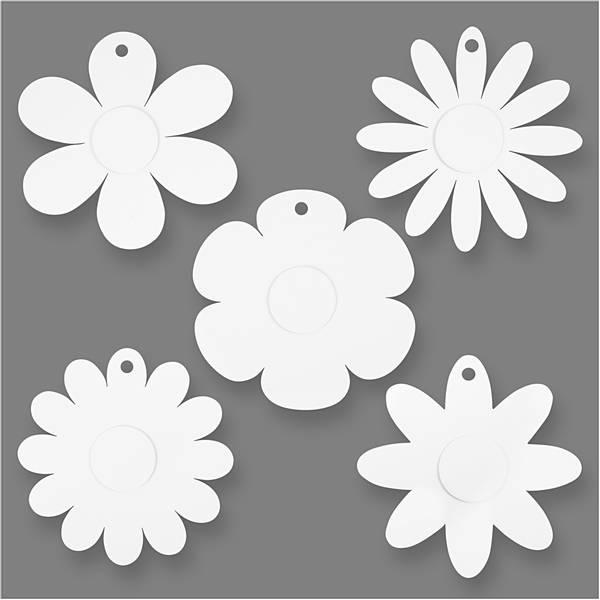 Bilde av Blomster i kartong