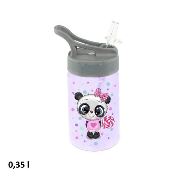 Bilde av Panda drikkeflaske 350 ml,