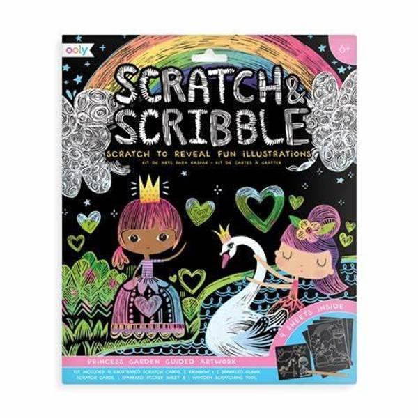 Bilde av Stor Scratch and scribble