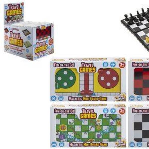 Bilde av Magnetspill reise