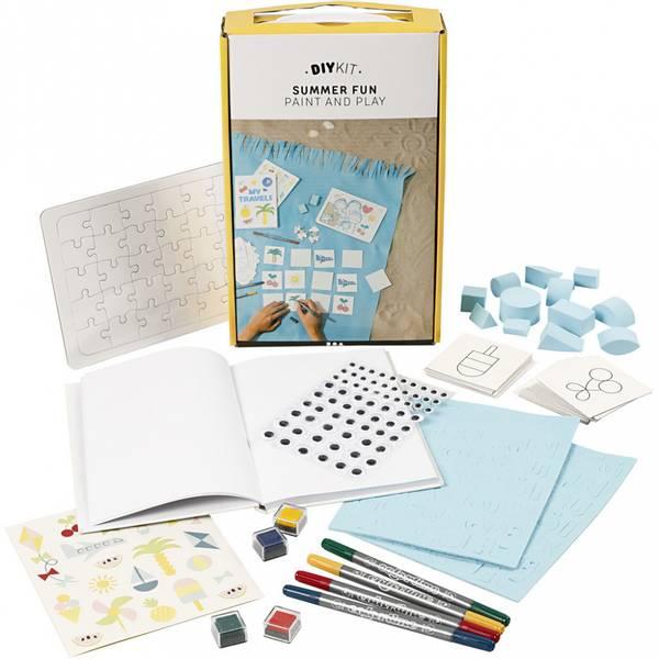 Bilde av Kreativ med papir og kartong