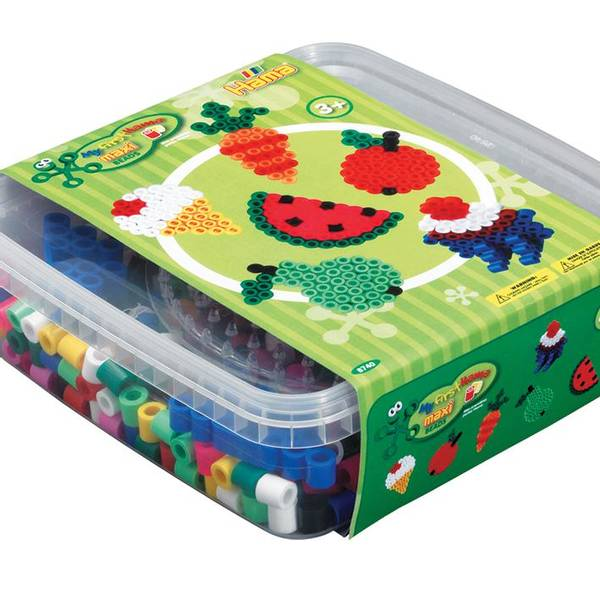 Bilde av Maxi boks med perler og
