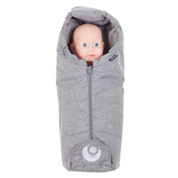 Bilde av Easygrow dukkepose, grey
