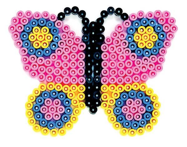 Bilde av Midi piggplate, sommerfugl