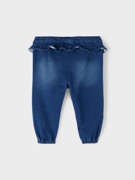 Bilde av Myk jeans med strutt NameIt