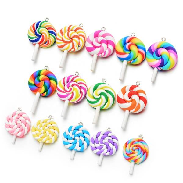 Bilde av Lollipop anheng