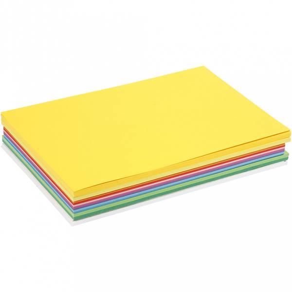 Bilde av Farget kartong vårfarger