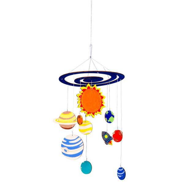 Bilde av Solsystemet, kreativt sett