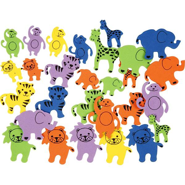 Bilde av Mosegummifigurer