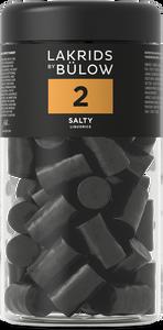 Bilde av Nr. 2 Salt Lakris Regular