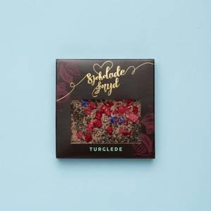 Bilde av LAKRIS liten sjokoladeplate