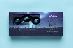 Bilde av  Northern Lights Chocolate 9