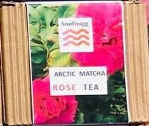 Bilde av Arctic Rose Damask te