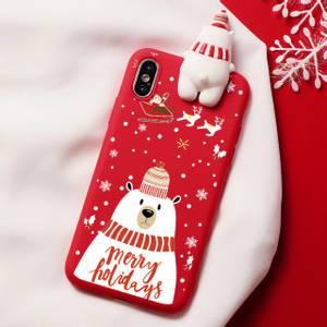 Bilde av iPhone juledeksel modell A
