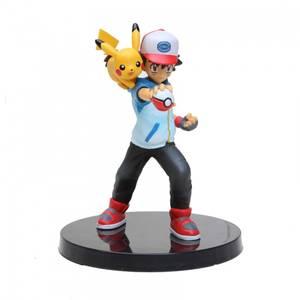 Bilde av Pokemon Figur - Ash og