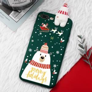 Bilde av iPhone juledeksel modell B