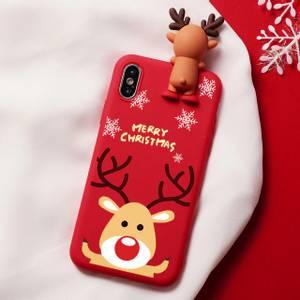 Bilde av iPhone juledeksel modell E