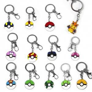 Bilde av Pokémon Ball - Nøkkelringer