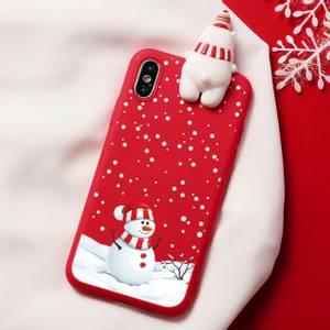 Bilde av iPhone juledeksel modell H