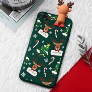 Bilde av iPhone juledeksel modell O