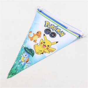 Bilde av Pokémon Flagg Banner