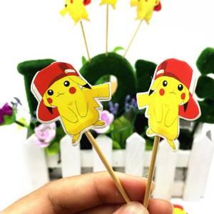 Bilde av Pikachu Kakepynt