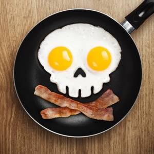 Bilde av Hodeskalle Egg Form