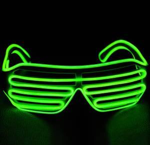 Bilde av LED Lys briller
