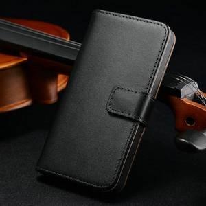 Bilde av iPhone 4/4S Lommebok Skinn
