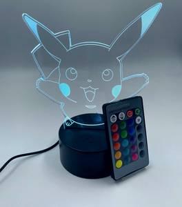 Bilde av Pokémon 3D Lampe
