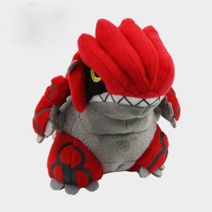 Bilde av Pokémon Groudon Bamse
