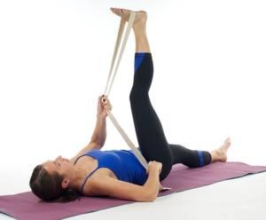 Bilde av Yoga Strap