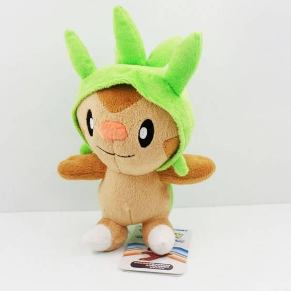 Pokémon Chespin Bamse