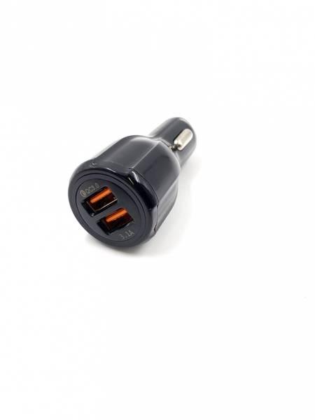 Sigarett tenner USB bil lader