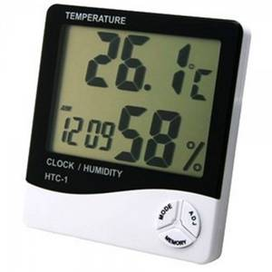 Bilde av LCD Digital Temperatur og