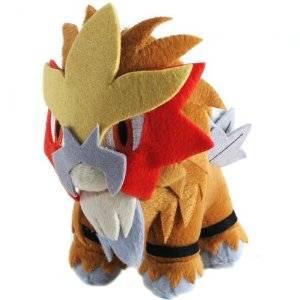 Bilde av Pokémon Entei Bamse