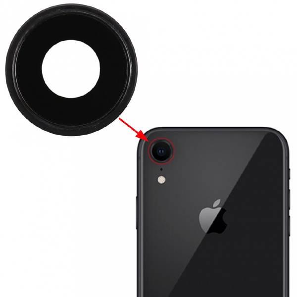 iPhone XR Kamera ramme