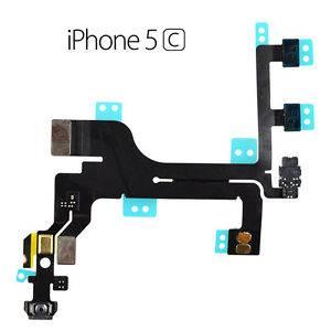Bilde av iPhone 5C Av/på/volum kabel
