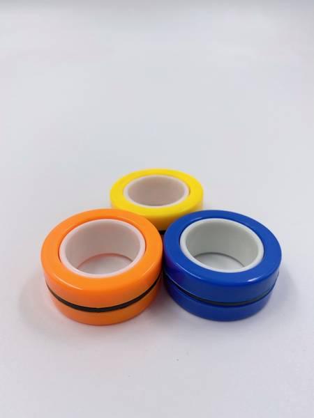 Magnetiske fidget-ringer