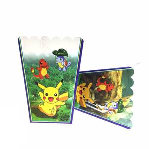 Bilde av Pokemon Popcorn og Snopeboks