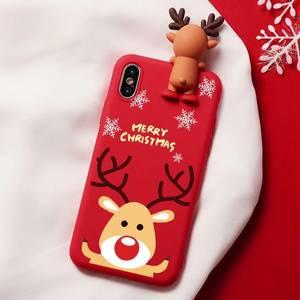 Bilde av Juledeksel iPhone 6/6s