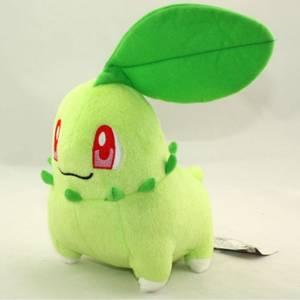 Bilde av Pokémon Chikorita Bamse