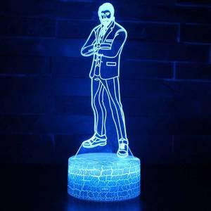 Bilde av 3D Lampe - Fortnite John Wick