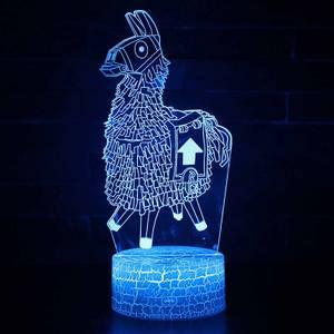 Bilde av 3D Lampe - Fortnite Llama