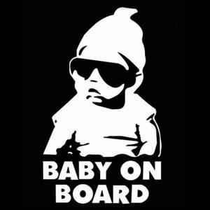 Bilde av Baby on Board til Bilvinduet